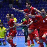 صعود ایران به جمع هشت تیم برتر با پیروزی مقابل قهرمان ۵ دوره جهان/ برزیل حریف ایران نشد