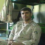 تمبر شهید زنده لرستانی منتشر شد