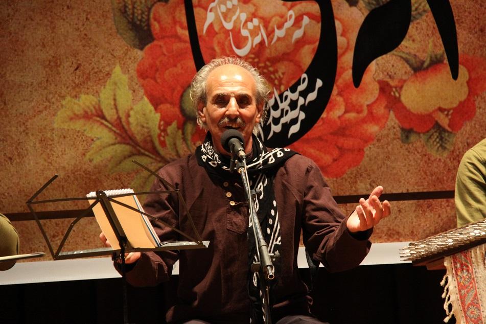 کنسرت استاد«ایرج رحمانپور» در کوهدشت برگزار شد/ گزارش تصویری