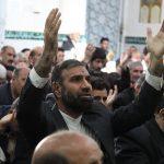 گزارش تصویری نماز جمعه کوهدشت/ ۲۴ دی ۹۵