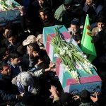 پیکر ۶ شهید گمنام در استان لرستان تشییع میشود