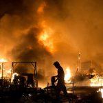 آتشسوزی در بازار «بروجردیها»/ علت حادثه فردا اعلام میشود