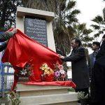 در تمام اماکن بمباران شده لرستان یادمان یک شهید ساخته شده است