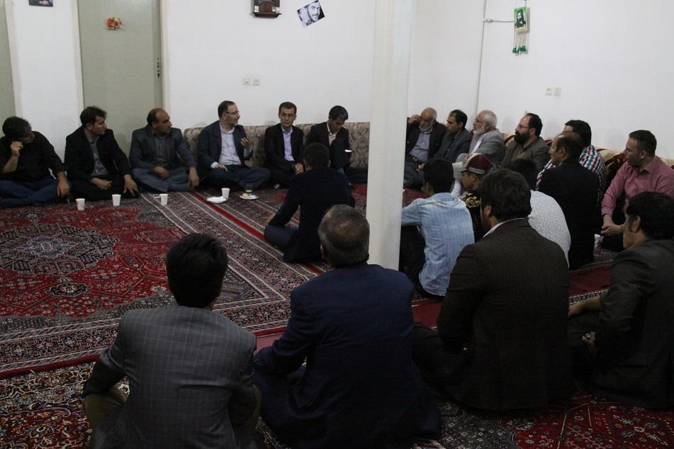 گزارش تصویری نشست انتخاباتی جبهه نیروهای مردمی انقلاب در شهرستان کوهدشت