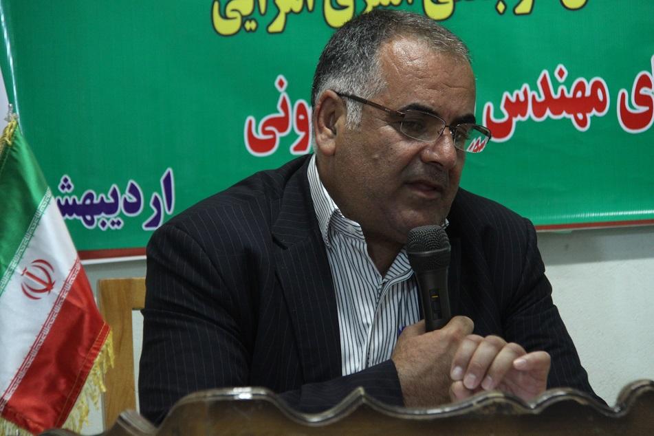 گزارش تصویری جلسه تودیع و معارفه مدیر جهاد کشاورزی شهرستان کوهدشت