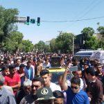 پیکر شهیده «هانیه اکبریانی» در دلفان تشییع و خاکسپاری شد+ تصاویر