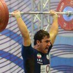 وزنه بردار بروجردی مدال طلای جوانان جهان را کسب کرد