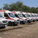 ۵۵ دستگاه آمبولانس به ناوگان فوریت های پزشکی لرستان پیوست