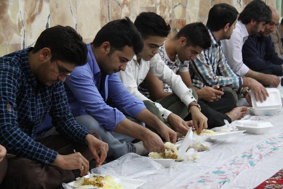 گزارش تصویری افطارالمومنین در شهرستان کوهدشت