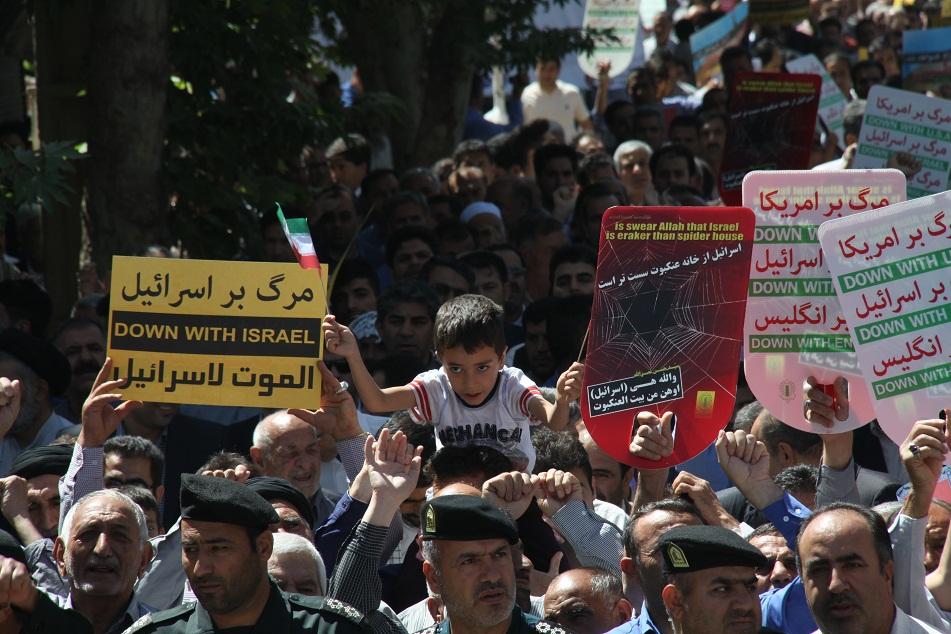 گزارش تصویری / راهپیمایی روز قدس در کوهدشت