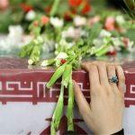 پیکر ۶ شهید گمنام در لرستان تشییع شد