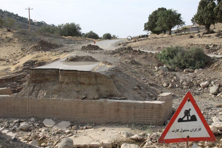 پل ها را آب برد، مسئولین را خواب…/ وعده هایی که بعد از ۲ سال تحقق پیدا نکرد!