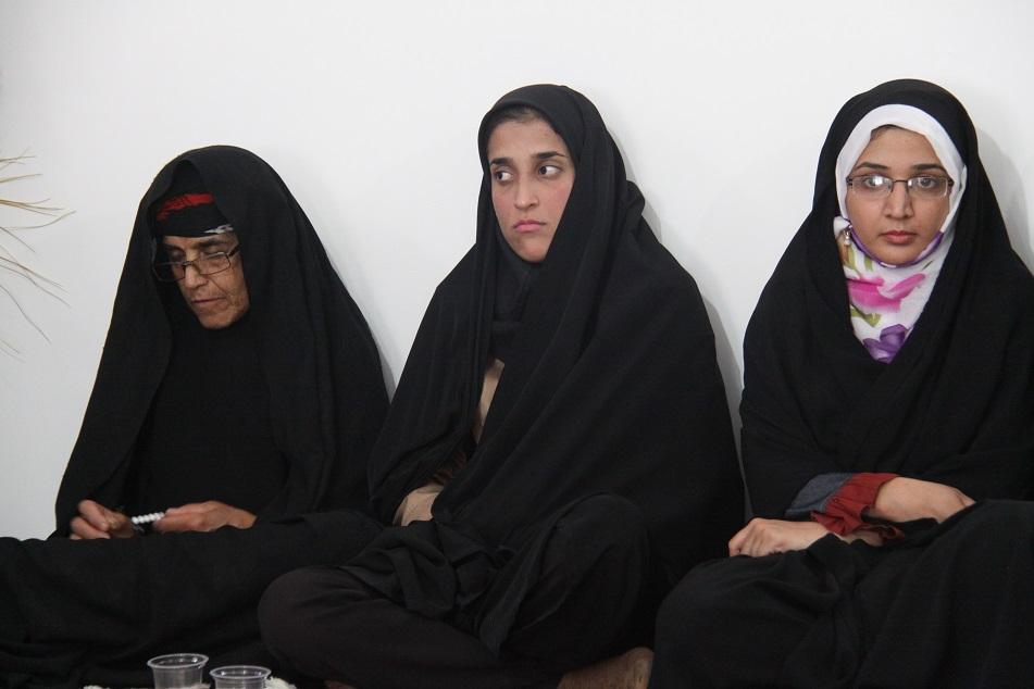 گزارش تصویری جلسه ماهیانه جامعه ایمانی منتظران ظهور واحد خواهران