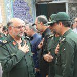 گزارش تصویری/ مراسم بزرگداشت شهید مرتضی حسن پور در شهرستان کوهدشت